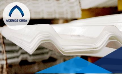 La lámina polylit es hecha de poliéster y tiene ventajas que ayudan a crear un mejor ambiente. Envíos a toda la república mexicana.