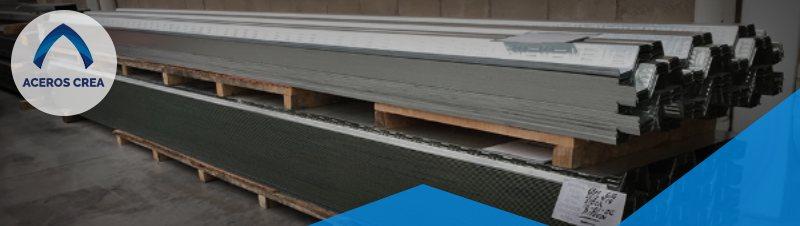 La losacero 30 tiene un desempeño único, gracias a que sus medidas le permiten tolerar un peso más grande, ideal para la construcción.