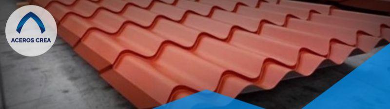 La lámina galvateja es un elemento de acero que cuenta con medidas que son capaces de cumplir con una serie de usos comunes.